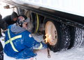 Ice Road Truckers: Fire On Ice