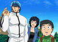 Toriko: (Sub) The Four Kings Assemble to Mark the 100th Episode!