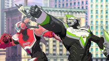 Tiger & Bunny 2: A Good Beginning Makes a Good Ending.
