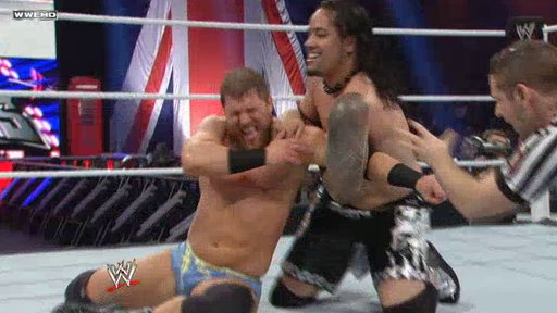 Jimmy Uso vs. Michael McGillicutty
