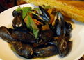 The Chef's Kitchen: Black Diamond Mussels