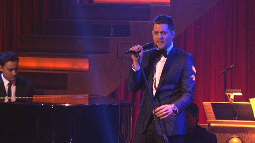 Michael Buble On DWTS