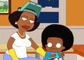The Cleveland Show: Of Lice and Men