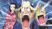 One Piece 594: Formed! Luffy and Law's Pirate Alliance!