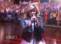 The Ellen Show: Demi Lovato Performs 'Heart Attack'