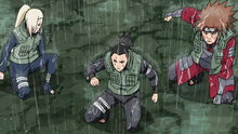 Naruto Shippuden 313: Rain Followed by Snow, With Some Lightning