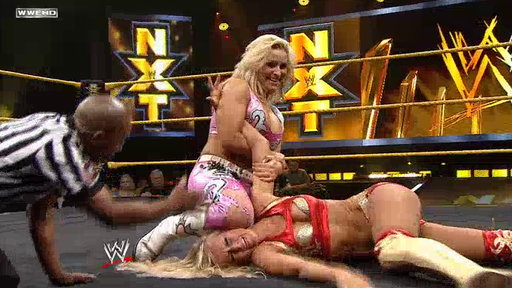 Summer Rae vs. Natalya