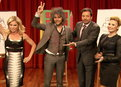 Late Night with Jimmy Fallon: Pictionary With Demi Lovato, Julie Bowen and Wayne Coyne, Part 2