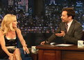 Late Night with Jimmy Fallon: Julie Bowen Is a Huge Knicks Fan