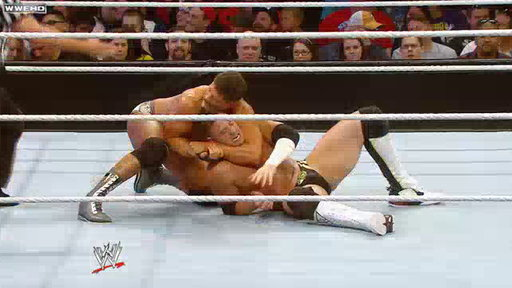 Cody Rhodes vs. Alex Riley