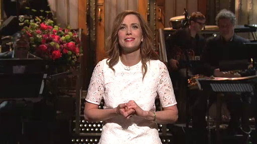 Kristen Wiig Returns: Monologue