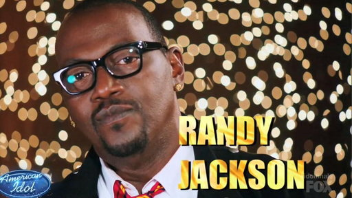 A Fond Farewell to Randy Jackson