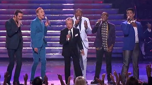 The Top 5 Guys and Frankie Valli Perform a Medley