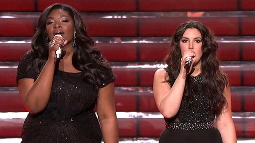 Candice Glover and Kree Harrison Perform a Duet