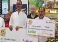 NBC TODAY Show: Family Finds Winning Lotto Ticket in Cookie Jar