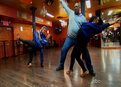The View: Sherri and Sal Perform a Salsa Dance!