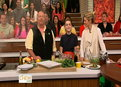 The Chew: Kiernan Shipka Gets Grilling, Part 2