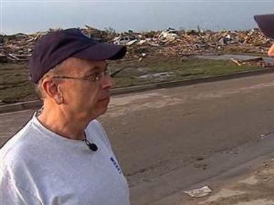 Tornado Devastation 'the Worst I've Ever Seen'