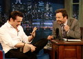 Late Night with Jimmy Fallon: Colin Farrell's Voice Is in