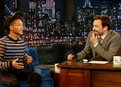 Late Night with Jimmy Fallon: Jaden Smith Talks