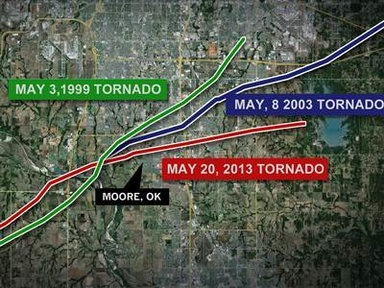 MSNBC - Deadly Oklahoma Tornado Exceptional But All Too Familiar