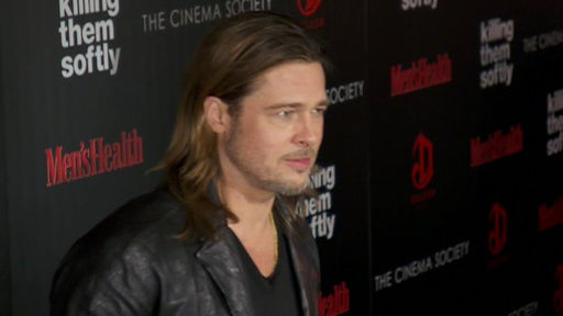 Brad Pitt's Drug Damage