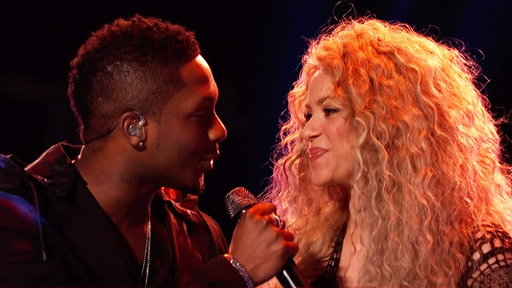 "Team Shakira: ""I'll Stand by You"""