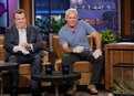 The Tonight Show with Jay Leno: Jeremy Wade On Surviving Plane Crash