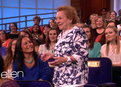 The Ellen Show: Dancing Grandma Meets Ellen!