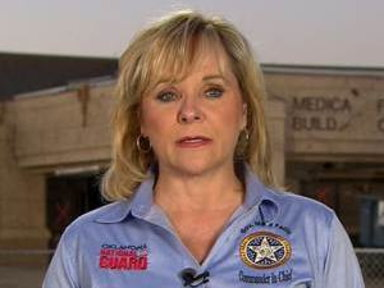 Gov. Fallin On Obama's Visit: 'We Hope It Brings Encouragement'