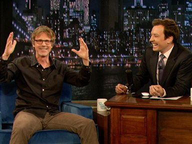 Dana Carvey Tries Out His Jimmy Fallon Impression