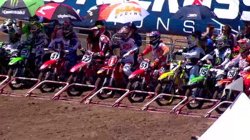 2013 AMA Motocross: Hangtown Highlights