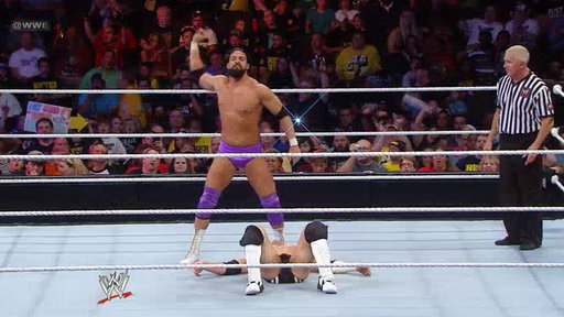 Damien Sandow Vs. Alex Riley