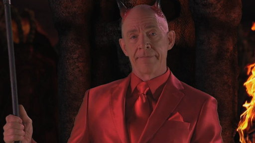 JK Simmons Is Satan