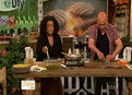 The Chew: Yvette Nicole Brown Gets Grilling, Part 2