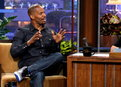 The Tonight Show with Jay Leno: Jamie Foxx's Horse in Django: Unchained