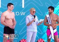 The Ellen Show: Australia's Hunkiest Underwear Model