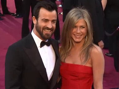 CelebTV - Are Jennifer Aniston and Justin Theroux Nudists?