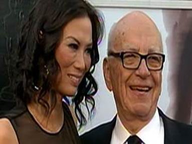Rupert Murdoch Files for Divorce from Third Wife