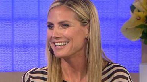 Heidi Klum: 'You Never Know What Happens' On 'Talent'
