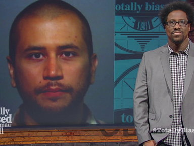 George Zimmerman Gets Judged by W. Kamau Bell (and Chris Rock)