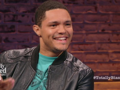 Kamau Talks to Trevor Noah