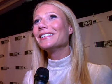 Gwyneth Paltrow Shares Life Advice