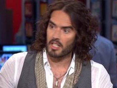Russell Brand Opens His World Tour in Abu Dhabi