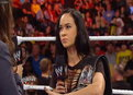 WWE Monday Night Raw: Stephanie McMahon Threatens AJ Lee's Future