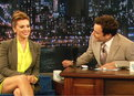 Late Night with Jimmy Fallon: Alyssa Milano Is Tackling NASCAR