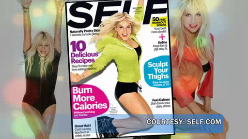 Ke$ha Goes Pantless for Cover Shoot!