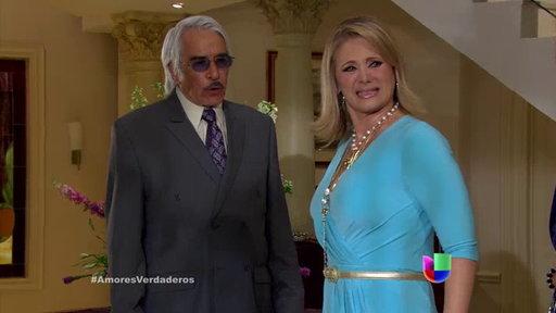Victoria Descubre Que Paula Fue Amante De Su Padre: Escena Del Día