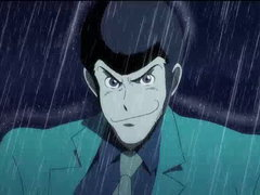 Lupin The Third: Green VS Red image