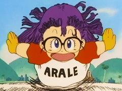 (Sub) Arale vs. Blue image
